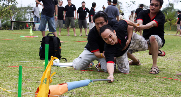 Outbound Training (Team Building)